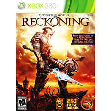Kingdoms of Amalur: Reckoning Xbox 360 [Brand New]