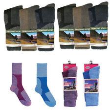 Cotton Blend Multipack Socks Royal for Men