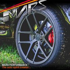 MARS MP-KW 20 Inch 5x120 Stag Alloy Wheels Rims Holden Commodore Matt Black