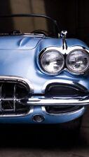 Chevy 1959 Corvette CHEVROLET 1 Coche De Carreras 24 VINTAGE INDY 18 Carousel