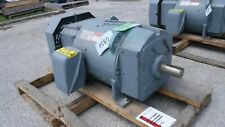 15 Hp General Electric Dc Electric Motor 650 Rpm Fr 368at Tefcbb 500 V New
