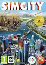 Simcity - Jeu PC - jeu vendu sans boitier ni notice