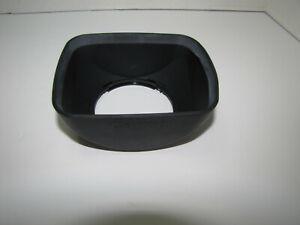 Genuine Canon Lens Hood for 16X 5.5-88mm 20x Lens 5.4-108mm Lens XL1 XL1A XL2