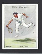 WILLS - LAWN TENNIS, 1931 - #4 JEAN BOROTRA