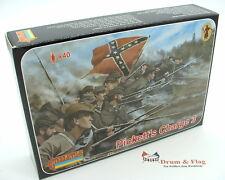 Strelets Set 178 - Pickett's Charge #3 - Confederate - American Civil War. 1/72