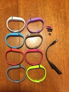 I-Smile Fitbit Flex Replacement Bands Size Small W/ Flex USB Charger