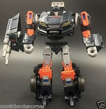 Transformers Generations 2013 Deluxe TRAILCUTTER Complete Classics Trailbreaker