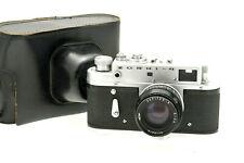 ZORKI 4 35mm rangefinder camera with Jupiter 8 Lens  #8167