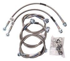 Brake Hydraulic Hose Kit-Street Legal Front Rear Russell 695770
