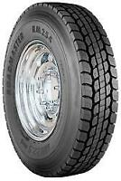 2 New Roadmaster Rm254  - 295/75r22.5 Tires 29575225 295 75 22.5