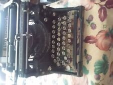 Underwood No4 Typewriter Vintage  1915  Original standard Excellent..