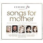 Classic FM Presents: Songs For Mother, Various Artists, Very Good CD