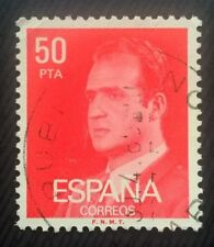 Spain stamps - King Juan Carlos I - 1981 50 peseta