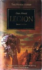 Legion: Secrets and Lies by Dan Abnett (2008, PB, Games Workshop, Warhammer 40K)
