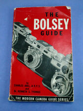 THE BOLSEY GUIDE by Abel & Tydings