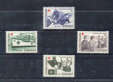 Finlandia Cruz Roja Serie del año 1964 (DR-53)