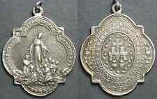 Medaglia - Mater Tvos Ocvlos Ad Nos Converte Pivs IX (1846-1870) g.9,5 mm36x28