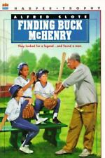 Finding Buck McHenry-ExLibrary