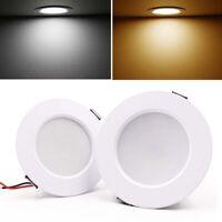 Recessed LED Panel Spotlight Ceiling Downlight Wall Lamp Bulb Lighting 5-15W