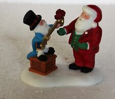 """Department 56 North Pole, """"Key to the North Pole"""""""