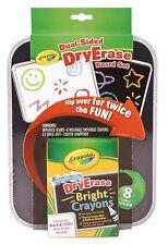 Crayola Dual Sided Board Whiteboard Set (Crayola Dual Sided Dry Erase Board Set)