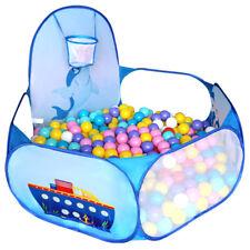 Tragbare Indoor Outdoor baby kinder Spiel Spielzeug Zelt Ozean Bällebad Pool