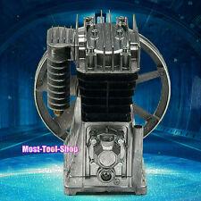3hp Piston Cylinder Air Compressor Pump Motor Head Air Tool With Silencer 250lmin