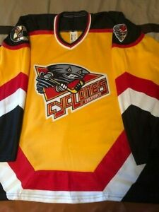 Cincinnati Cyclones Jersey Size XX-Large ECHL New With Out Tags Bauer