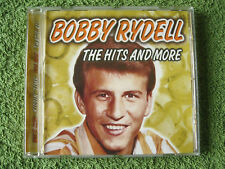 MUSIQUE CD BOBBY RYDELL The Hits and More Wild One Bewitched