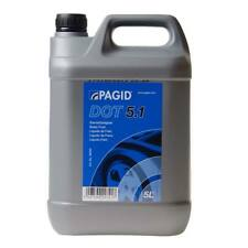 Pagid 95020 5L Brake Fluid 5 Litre DOT 5.1 Fully Synthetic Oil Lubricant Lube