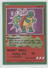 2000 Pacific Pukey-Mon #W111 Gaspasser Non-Sports Card 0a2
