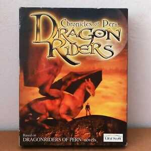 VIDEOGIOCO PC DRAGON RIDERS CHRONICLES OF PERN COMPUTER
