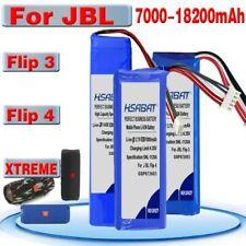 7000mAh~18200mAh Battery for JBL XTREME Flip 4,Flip 4 Special Edition GSP872693