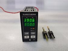 Eurotherm 808d100c20qlps Ermc400 Temperature Controller