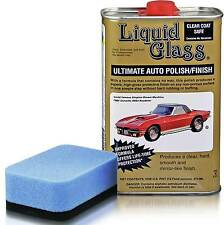 Liquid Glass Hochglanzversiegelung 473 ml + Autragsschwamm, Autopflege; Politur