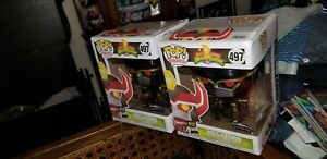 Black and Gold Megazord Funko Pop Power Morphicon exclusive 2018 (Only 1)