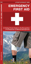 Emergency First Aid - Camping Survival Outdoor Guide Book Bug Out Bag Kit