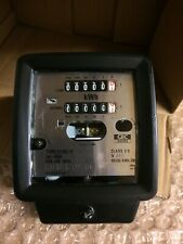 SINGLE PHASE ELECTRICITY KWH SUB CHECK METER