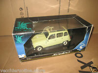 SOLIDO made in France 1/18 1-18 1:18 RENAULT 4 L R4 L 1961 mint in box