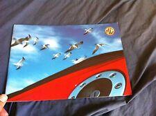 2000 MG TF Roadster Original Color Brochure Catalog  Prospekt