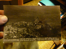 Carte photo Le Viel Armand : HARTMANNSWILLERKOPF Monument aux Morts Allemands