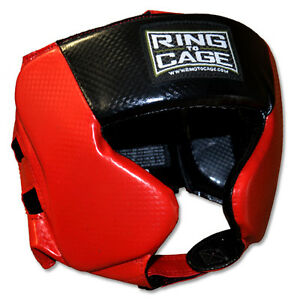 RING TO CAGE Kids Traditional Training Headgear - New!