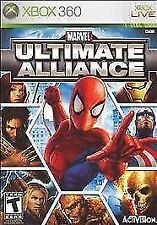 Marvel Ultimate Alliance (Xbox 360) - Loose