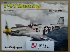 *P-51 Mustang in Action - Squadron/Signal