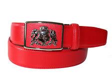 Anthoni Crown Belt Damen Gürtel Ledergürtel Gr. 90