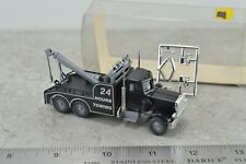 Wiking Peterbilt 24 Hour Towing Service Truck 1:87 HO Scale