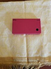 Nintendo DSi Matte Hot Pink System In Great Condition