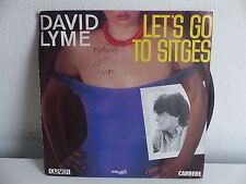 DAVID LYME Let's go to sitges 13914