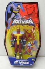 BATMAN Red Tornado Action Figure Mattel Brave and The Bold TV Series NIP