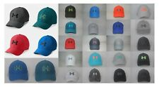 Under Armour Youth UA Blitzing 3.0& UA Printed Blitzing Stretch Fit Baseball Hat